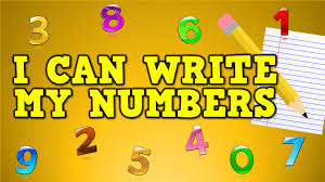 i can write my numbers writing numbers for kids i can write my numbers writing numbers 0 9 for kids