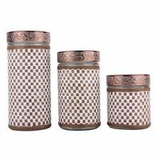 <b>Набор банок для хранения</b> сыпучих продуктов Zeidan Z1190 ...