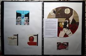 a level littlemissnoface epq extended project qualification artefact gender and sexuality in ese art