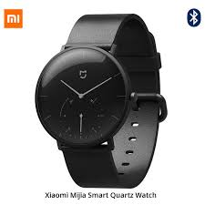 Aliexpress.com : Buy Xiaomi <b>Mijia Smart Quartz</b> Watch Waterproof ...