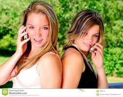 Cellphones Everywhere