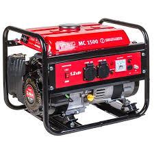 <b>Бензиновый</b> генератор от 1000: каталог с ценами и фото