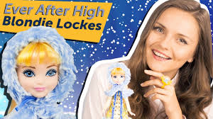 Blondie Lockes Epic Winter (Блонди Локс Заколдованная Зима ...