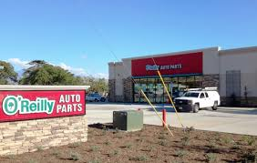 o reilly auto parts in beaumont ca e th st close times