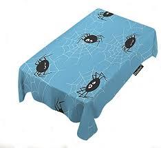 Moslion Spider Tablecloth Home Decor Halloween ... - Amazon.com