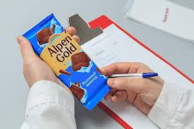 <b>Шоколад Alpen Gold молочный</b> - Обзор на сайте Росконтроль.рф
