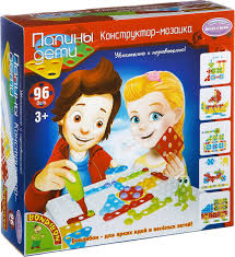 Воndibon <b>Конструктор</b>-<b>мозаика</b> ВВ2048 — купить в интернет ...