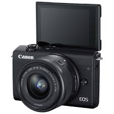 Купить <b>Фотоаппарат</b> системный <b>Canon EOS M200</b> BK M15-45 в ...