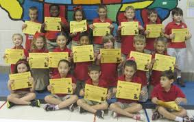 cypress cove elementary school cypress cove elementary school presents their good character awards for t 1 and first grade back row caleb mahnke sidney harris sarah dubuisson