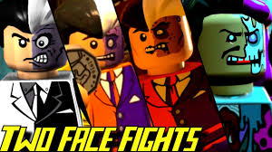 <b>Evolution</b> of Two-Face Battles in <b>LEGO Batman</b> Games (2008-2017 ...