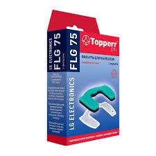 <b>Набор фильтров Topperr FLG</b> 75 для пылесосов LG Electronics в ...