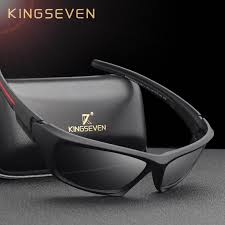 KINGSEVEN Fashion <b>Polarized Sunglasses Men Luxury</b> Brand ...