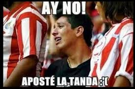 Los mejores memes del Clásico Chivas vs América - TVNotas ... via Relatably.com