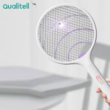 Qualitell Youpin <b>Qualitell Electric Mosquito Swatter</b> Home Fly ...