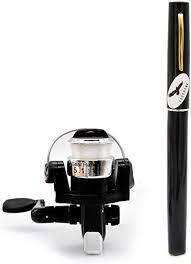Freehawk Portable Telescopic Mini Pen Fishing Rod ... - Amazon.com
