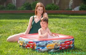 <b>Бассейн Intex</b> надувной <b>Тачки</b> Intex 57101 детский купить ...