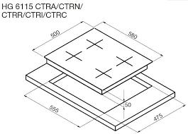 Купить <b>встраиваемая вытяжка cata tf-5060</b> gbk по низким ценам в ...