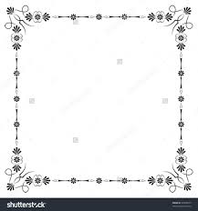 corners borders page decorations very easy stock vector  corners and borders page decorations very easy to edit and to rearrange