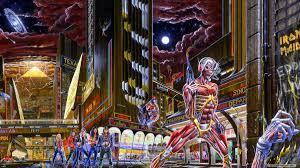 <b>Iron Maiden</b>: The secrets of the <b>Somewhere</b> In Time album artwork ...