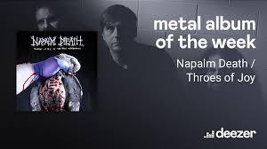 <b>Napalm Death</b> (@officialND) | Twitter