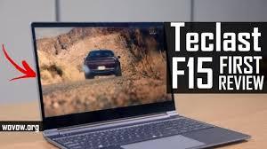 <b>Teclast</b> F15 First REVIEW: Finally, <b>Teclast</b> has 15.6-inch <b>Laptop</b>!