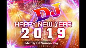Happy New Year Dj 2019 ।। Happy new Year Bass Mix ।। Remix By ...