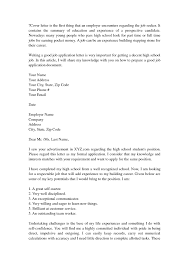 example of cover letter for school application how to write an application letter school