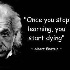 Bilderesultat for learning quotes