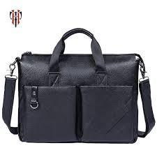 <b>TIANHOO fashion</b> litchi pattern <b>briefcase</b> man genuine leather <b>bag</b> ...