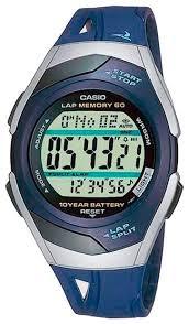 Наручные <b>часы CASIO STR</b>-<b>300C</b>-2V — купить по выгодной цене ...