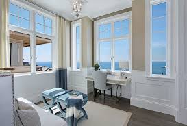 bedroom office ideas stunning bedroom office with ocean view and subtle decor and furniture bedroom home office view