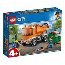 <b>Конструктор LEGO</b> City Транспорт <b>Мусоровоз 60220</b> - лучшая ...