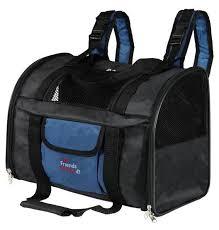 <b>Рюкзак</b>-переноска для собак <b>TRIXIE Connor</b> 42х21х29 см купить ...