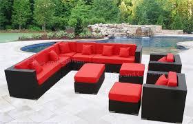 size synthetic wicker patio furniture miami