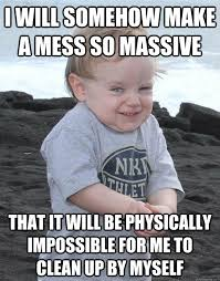 Funny Clean Baby Pictures With Captions   Baby Zone Area via Relatably.com