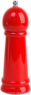 <b>Мельница</b> для перца <b>Queen</b> Ruby, сталь красная QR-8793 купить ...