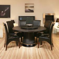 Black Dining Room Chairs Dining Room Handsome Black Dining Room Design Ideas Using Black