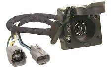 trailer wiring harness hopkins towing solution 43395 plug in simple vehicle to trailer wiring harness