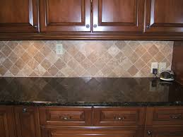 Backsplash Kitchen Tile Luna Pearl Granite Countertop With White Glass Metal Kitchen