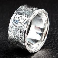 <b>925 Sterling Silver Men's</b> Rings