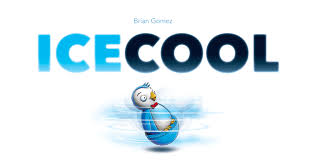 <b>ICECOOL</b> - fun flicking board game