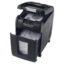 <b>Rexel Auto+ 200X</b> shredder cross-cut - 200 pages - 1 to 10 users