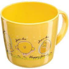 Купить детскую <b>чашку Happy</b> Baby Baby Mug 200 мл yellow в ...