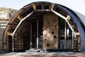 DIY Superinsulated Vaults   Natural Building BlogSlumtube pallet vaults are designed and built to European standards for structural soundness  and have