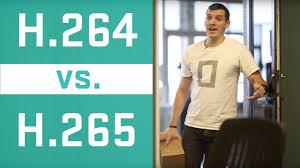 <b>H</b>.264 (AVC) vs. <b>H</b>.265 (<b>HEVC</b>) Simplified! - YouTube