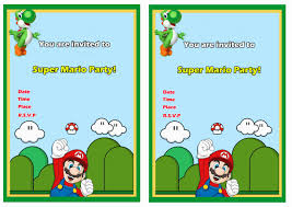 doc mario birthday invitations super mario birthday super mario birthday invitations birthday printable mario birthday invitations