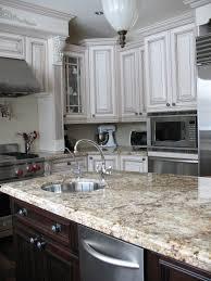 yellow granite kitchen countertops bar  white color kitchen cabinets round kitchen island sink white mixer gr