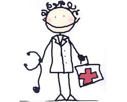 Resultado de imagen de salud y enfermedad dibujos