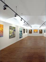 art and museum lighting systems led and metal halide art gallery track lighting