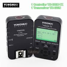 3in1 yongnuo yn 622n ii 2 triggers yn622n tx lcd controller